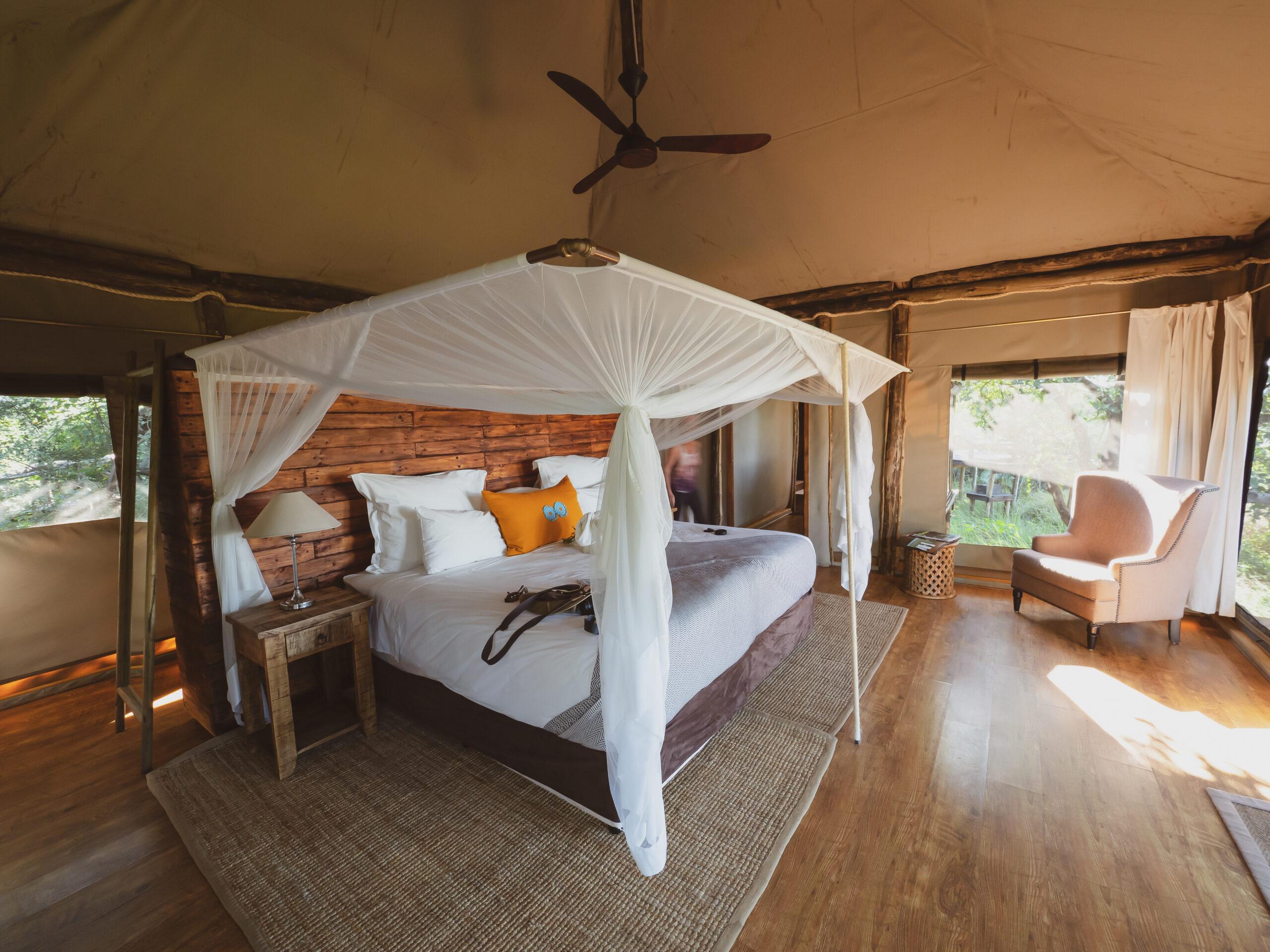 Mopiri accommodation