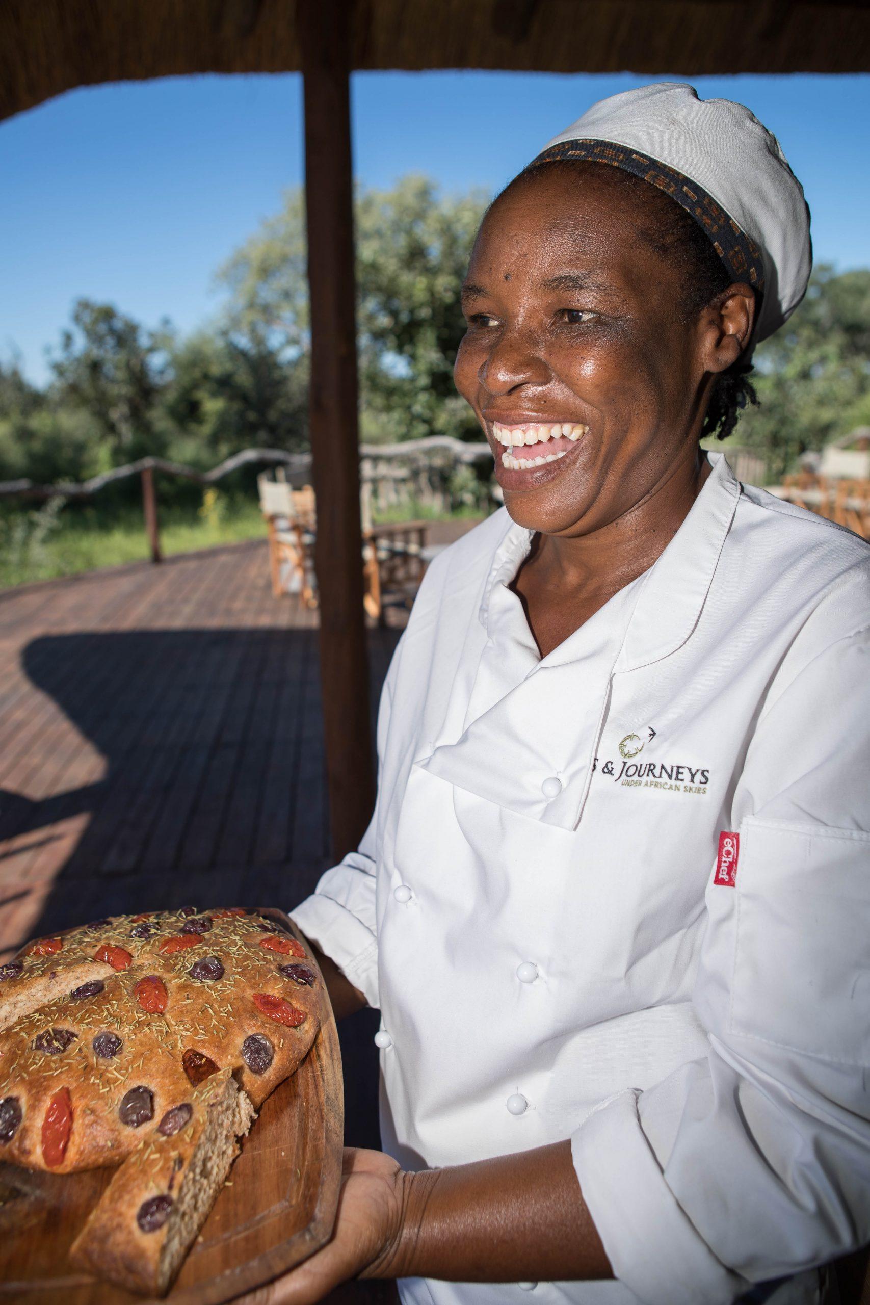 Traditional Setswana food