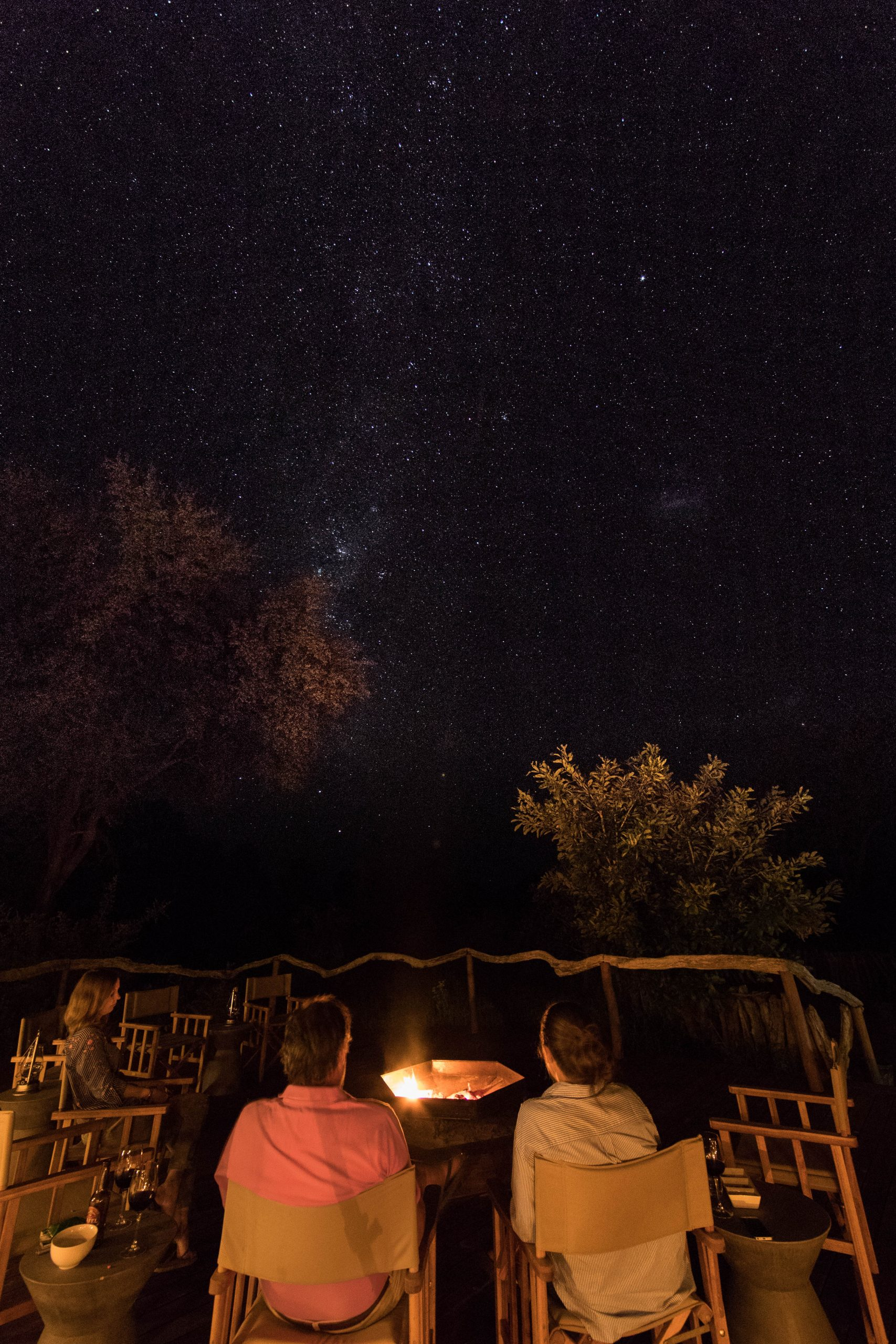 Star gazing with Roots & Journeys