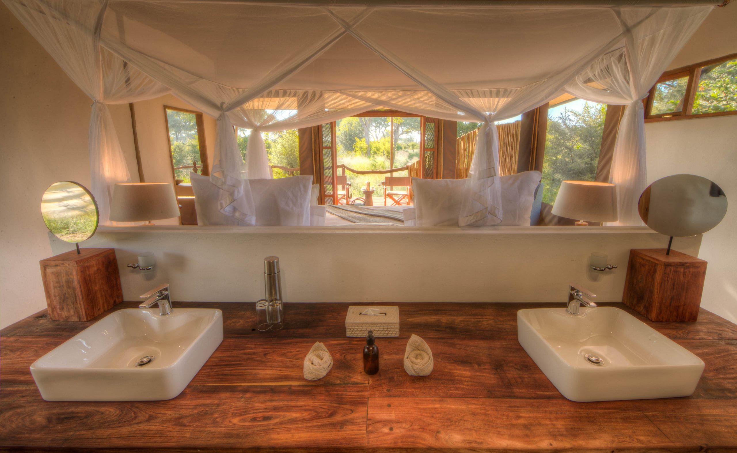 luxury twin sinks