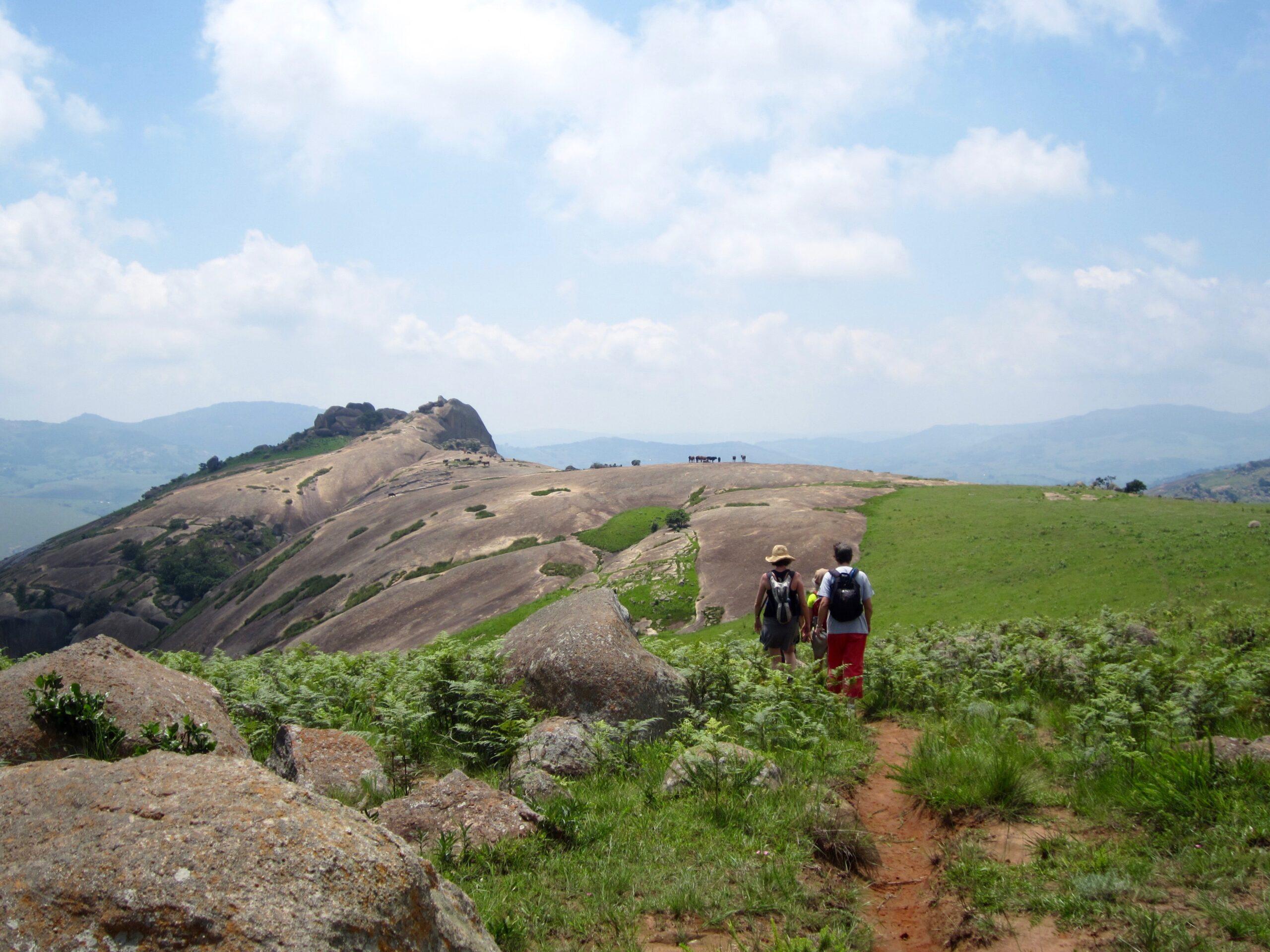 Siebeb Trail walk